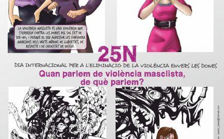 Cartell de la Jornada 25N