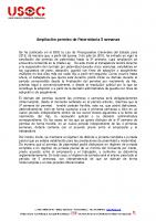 AMPLIACIÓN PERMISO PATERNIDAD (CAST)