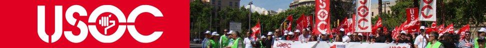 Banner USOC i foto