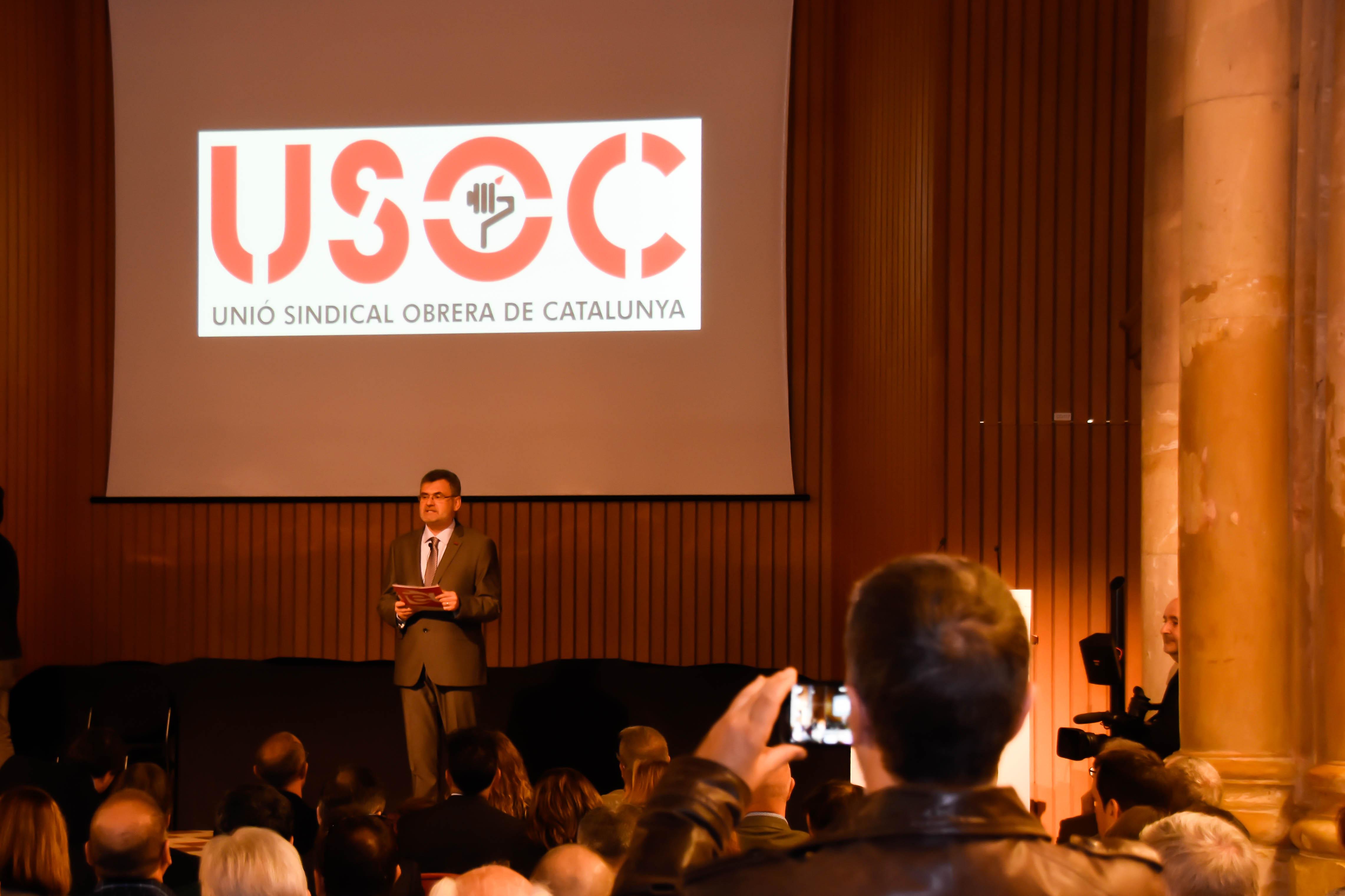Foto 50è aniversari de la USOC