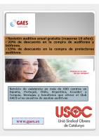 Centre auditiu GAES