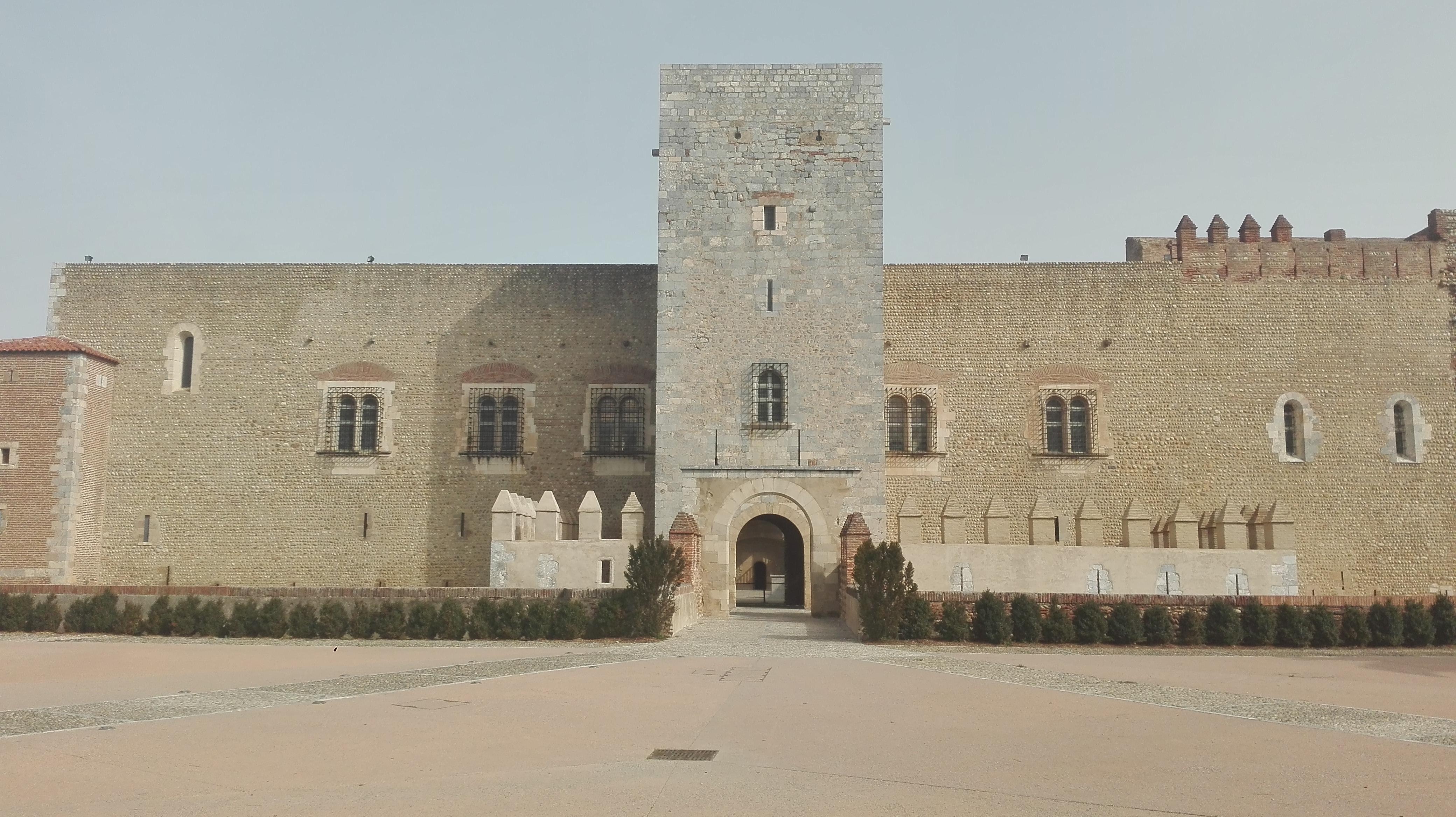 Palau dels Reis de Mallorca (Perpinya)