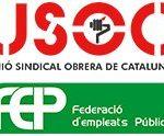 Logo Federació d'Empleats Públics (USOC)