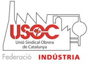Logo Federació d'Indústria (USOC)