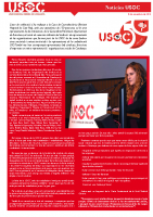 Notícies USOC, acte del 50 aniversari USOC