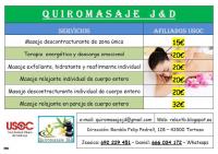 Quiromasaje J&D