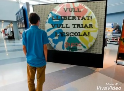 Vull Llibertat vull triar l'escola