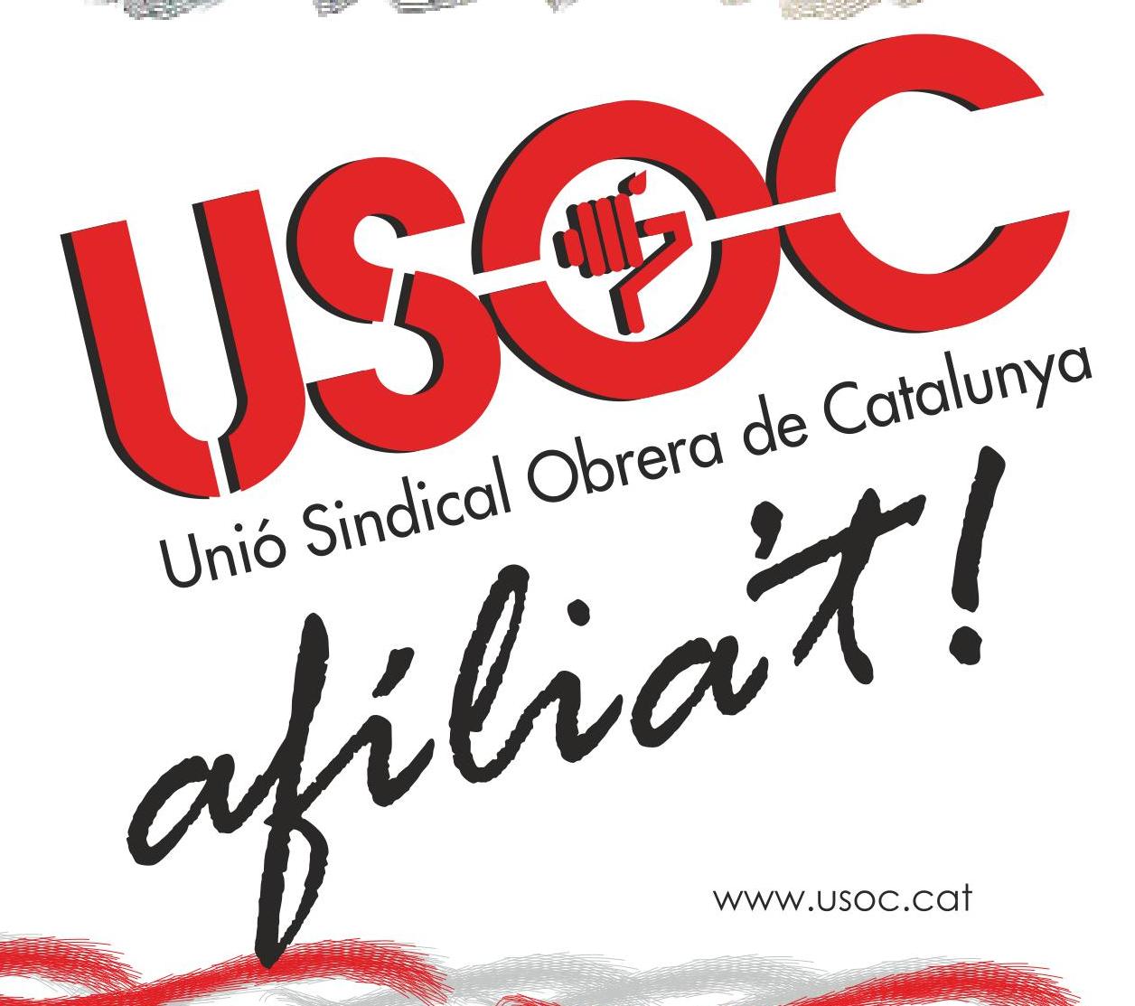 Afilia't a la USOC