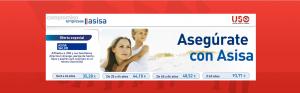 Promoció per afiliats a la USOC. Assegurat a ASISA
