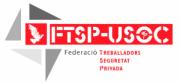 Logo Federació Treballadors Seguretat Privada