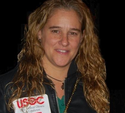 Maria Recuero, Secretària General
