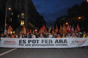 Manifestació 19N