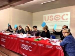 Consell Nacional d'USOC el 28/02/2017