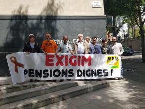 Blindar pensions