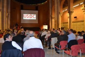 Acte de celebració del 50è aniversari de la USOC a Barcelona (16/11/2016)____
